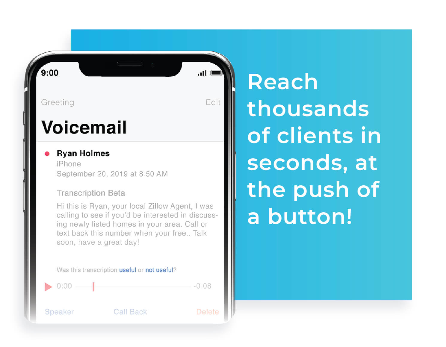 ring voicemail