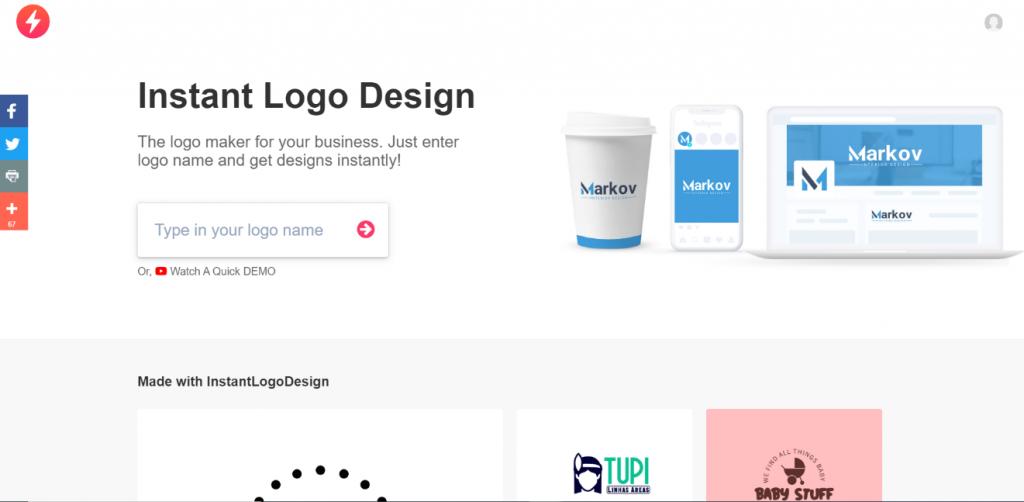 Instant Logo Design